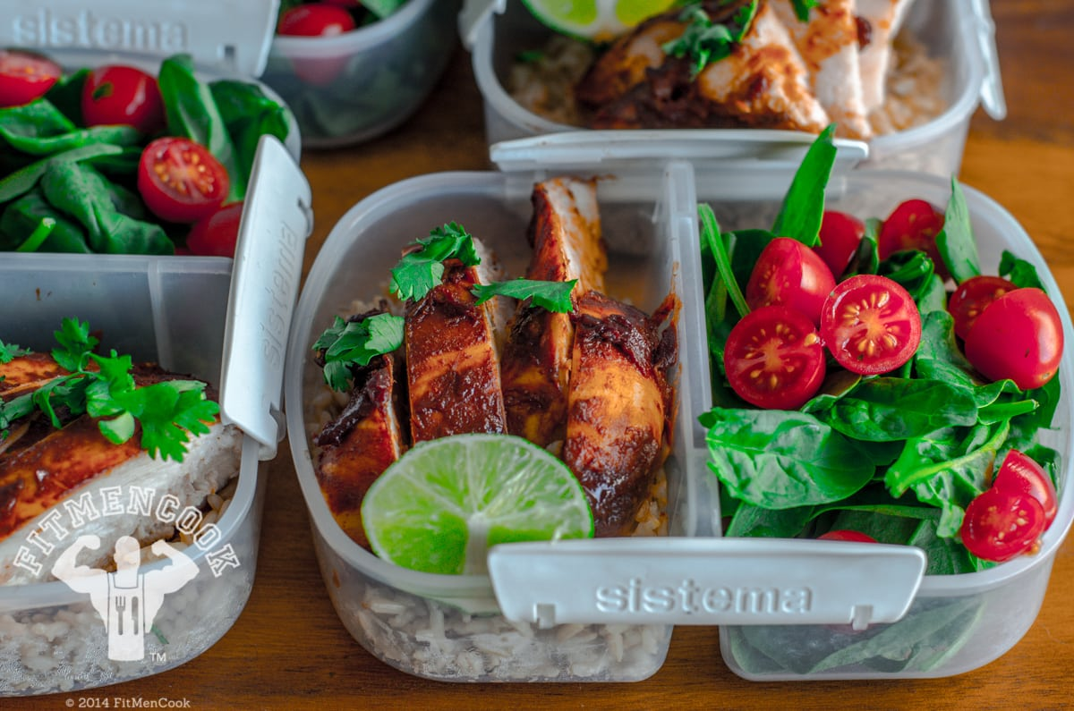 Healthy chocolate chicken mole meal prep fit men cook healthy chicken mole meal prep forumfinder Choice Image