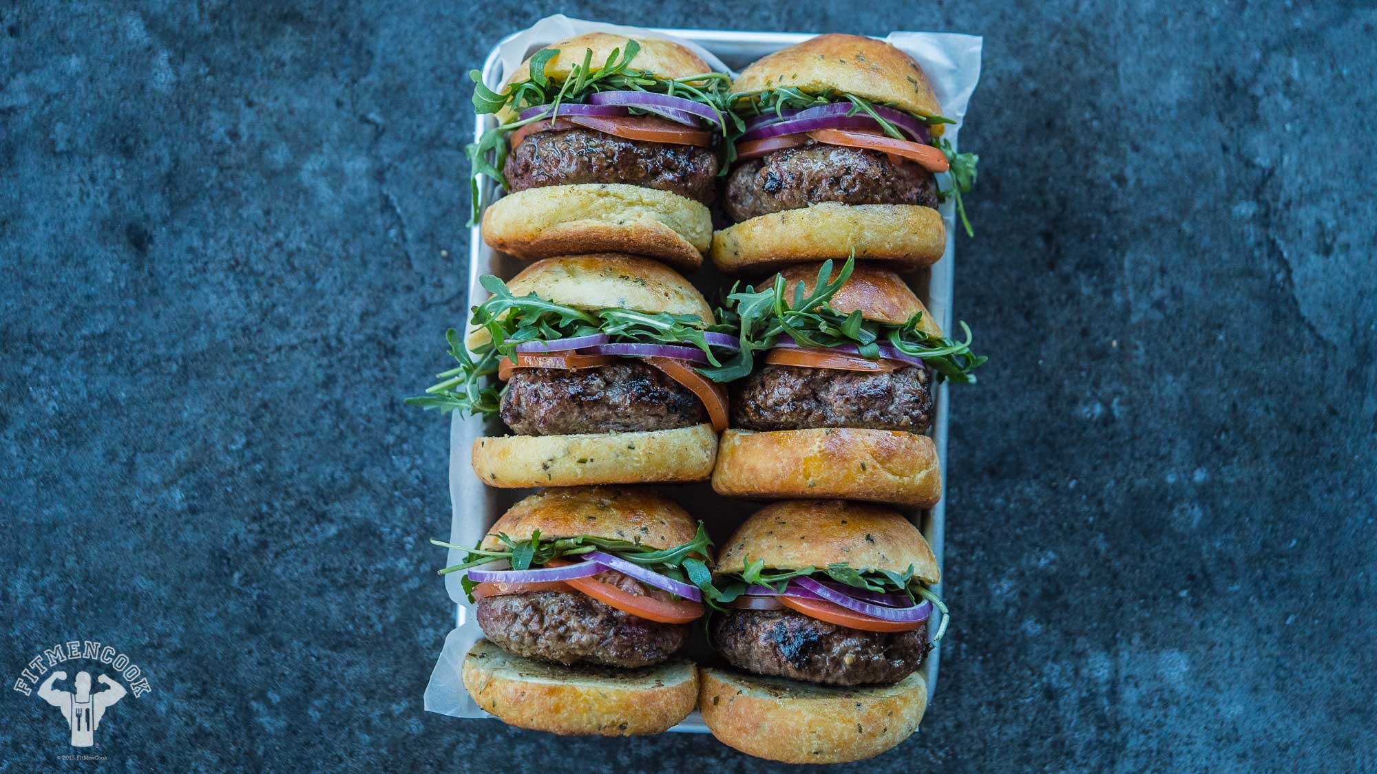 keto low carb rolls and sliders