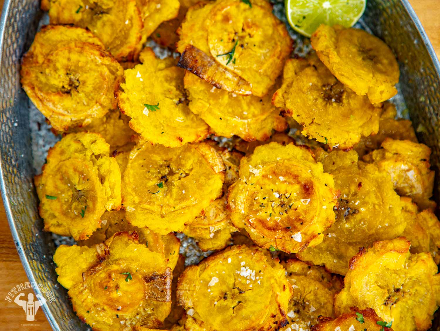 Air-Fried Tostones