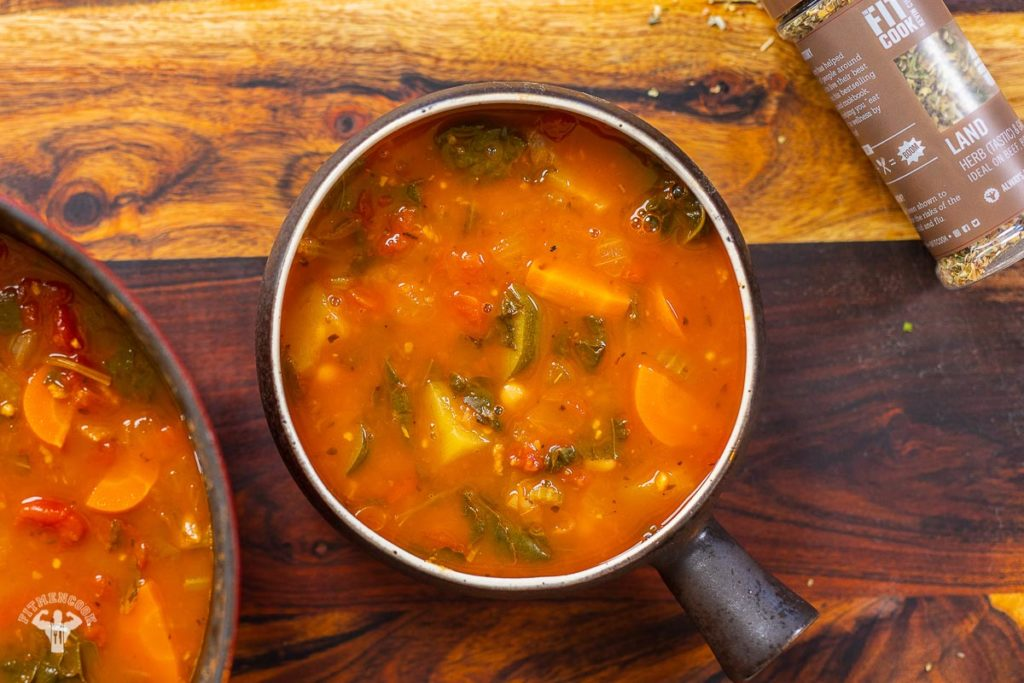 Tuscan Soup Recipe
