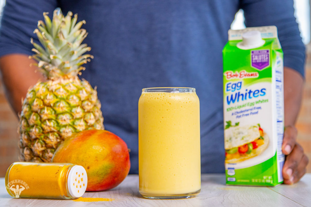Egg White Protein Smoothies