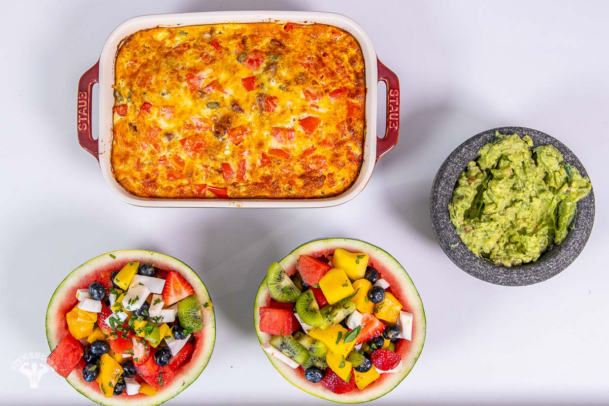 Texas Brunch Casserole